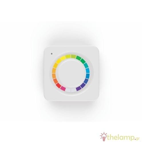 Controller επίτοιχο ασύρματο dimmer αφής 1 καναλιού για led ταινία RGB Touch-1RGBW Nexta Tech