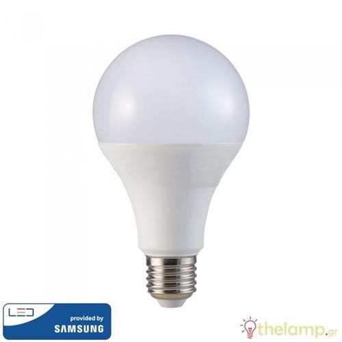 Led κοινή A80 20W E27 240V warm white 2700K 2710 VT-2220 V-TAC