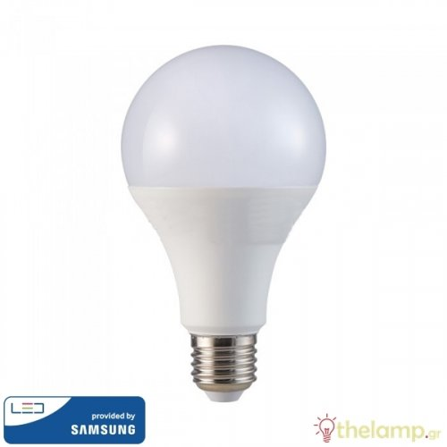 Led κοινή A80 20W E27 240V day light 6400K 2712 VT-2220 V-TAC
