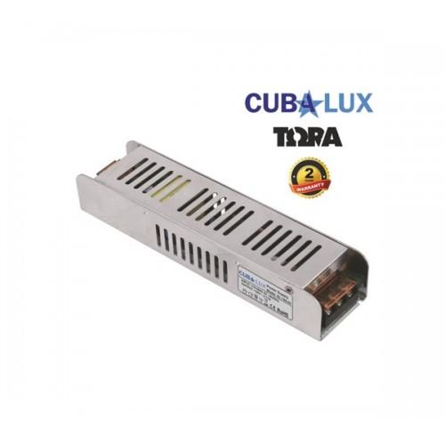Τροφοδοτικό 176-264VAC->24V DC 4.17A 100W για Led ταινία IP20 TΩRΑ Cuba Lux