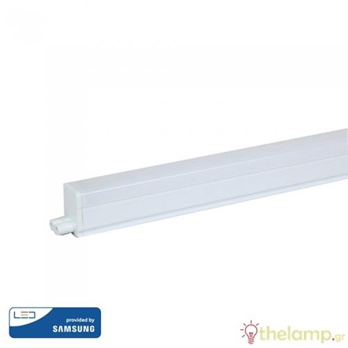 Φωτιστικό led πάγκου 16W 240V 120° warm white 3000K Samsung chip 695 VT-125 V-TAC