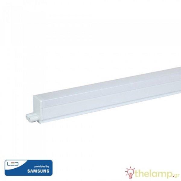 Φωτιστικό led πάγκου 16W 240V 120° day light 6400K Samsung chip 697 VT-125 V-TAC