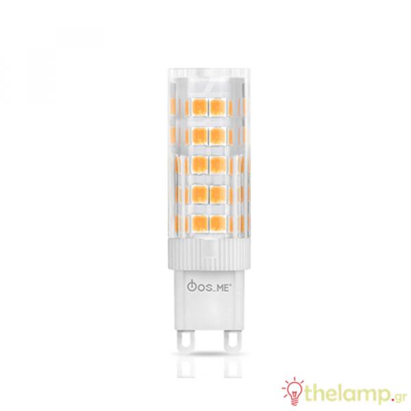 Led G9 6W 220-240V warm white 2800K dimmable Φos_me