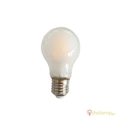 Led κοινή filament A60 11W E27 220-240V ματ warm white 2800K Φοs_me