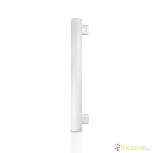 Led linestra S14s 8W 240V warm white 2700K με διπλή βάση 50cm Φos_me