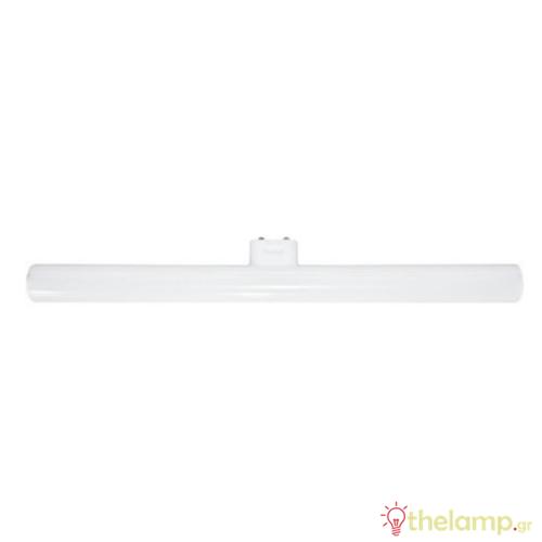 Led linestra S14d 5W 240V warm white 2700K με μονή βάση 30cm Φos_me