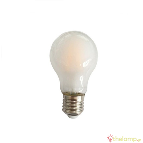 Led κοινή filament A60 9W E27 220-240V ματ warm white 2800K dimmable Φοs_me