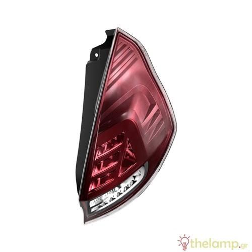 Φανάρι αυτοκινήτου πίσω φώτων Led 12V 27W Ford Fiesta MK7 LEDriving LEDTL101-CL Osram
