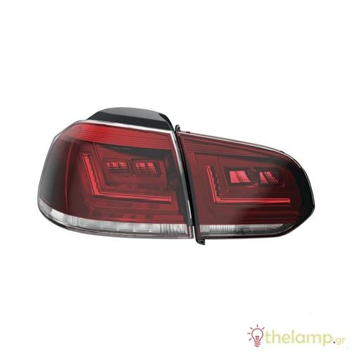 Φανάρι αυτοκινήτου πίσω φώτων Led 12V 30W VW Golf 6 LEDriving LEDTL102-CL Osram