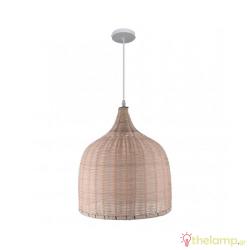 Φωτιστικό κρεμαστό bamboo E27 240V 03123/PE/35/BMB