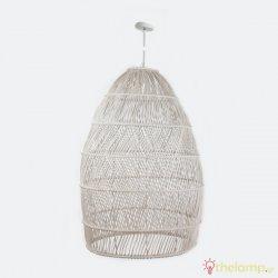 Φωτιστικό κρεμαστό bamboo E27 240V 03124/PE/70/BMB