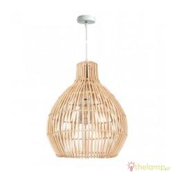 Φωτιστικό κρεμαστό bamboo E27 240V 03146PE/60
