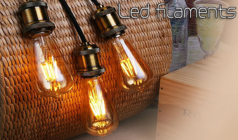 Led filaments
